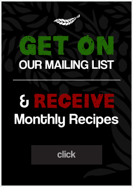 Recipe Mailing Listy