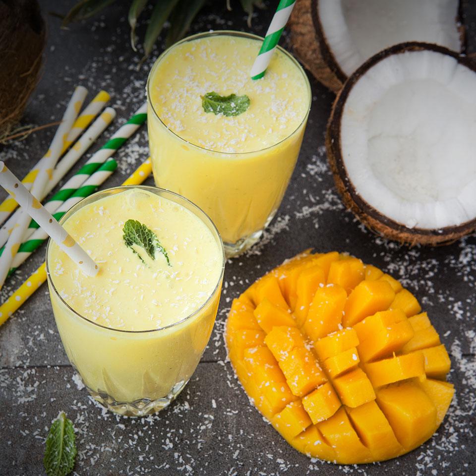 Mango Smoothie / Lassi