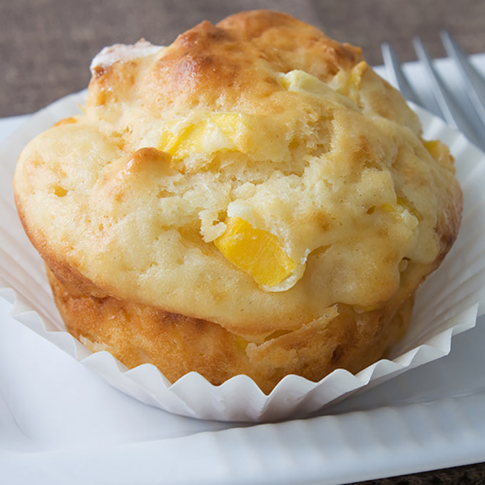 Mango Muffin